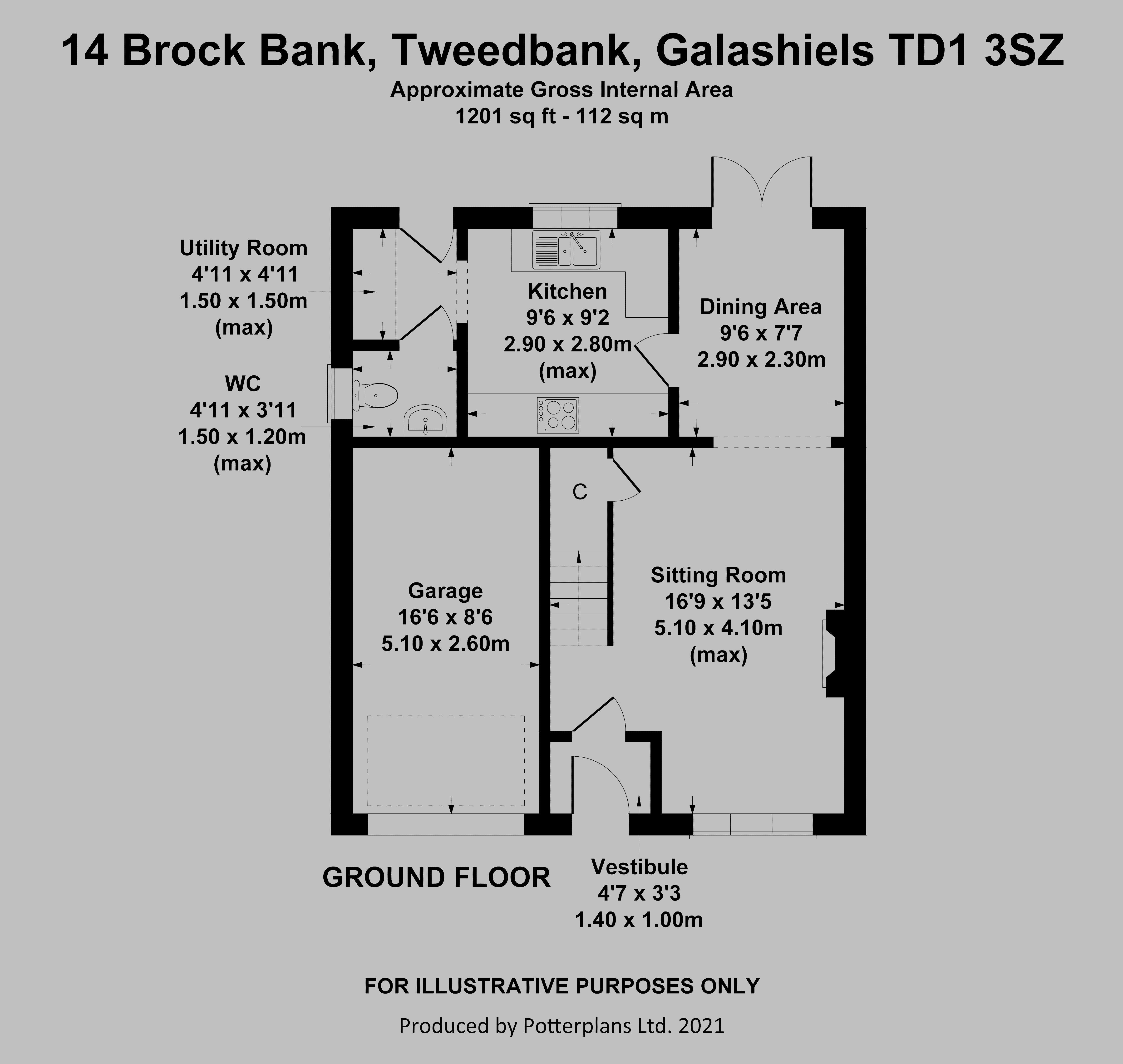 14 Brock Bank Ground Floor