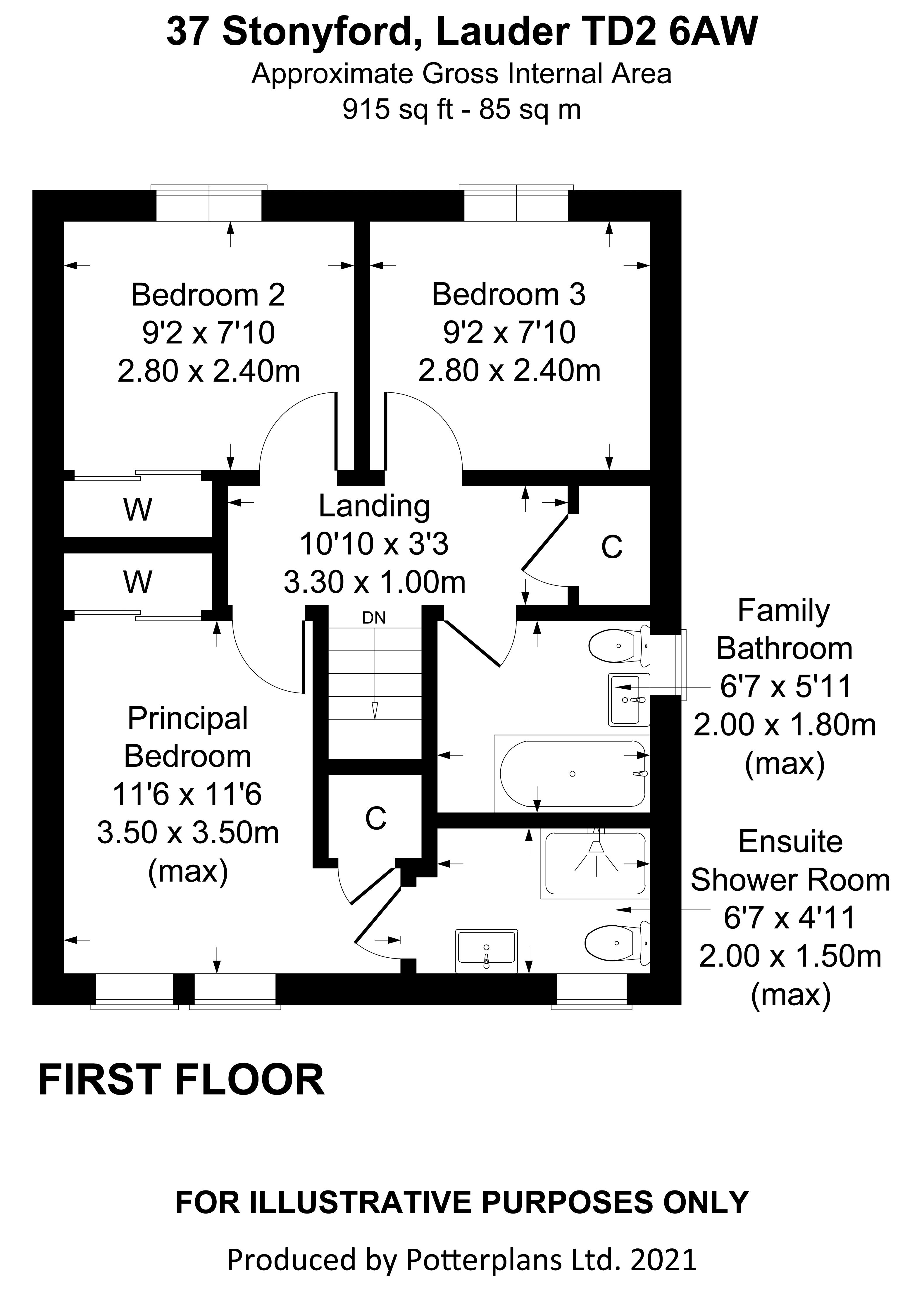 37 Stonyford First Floor