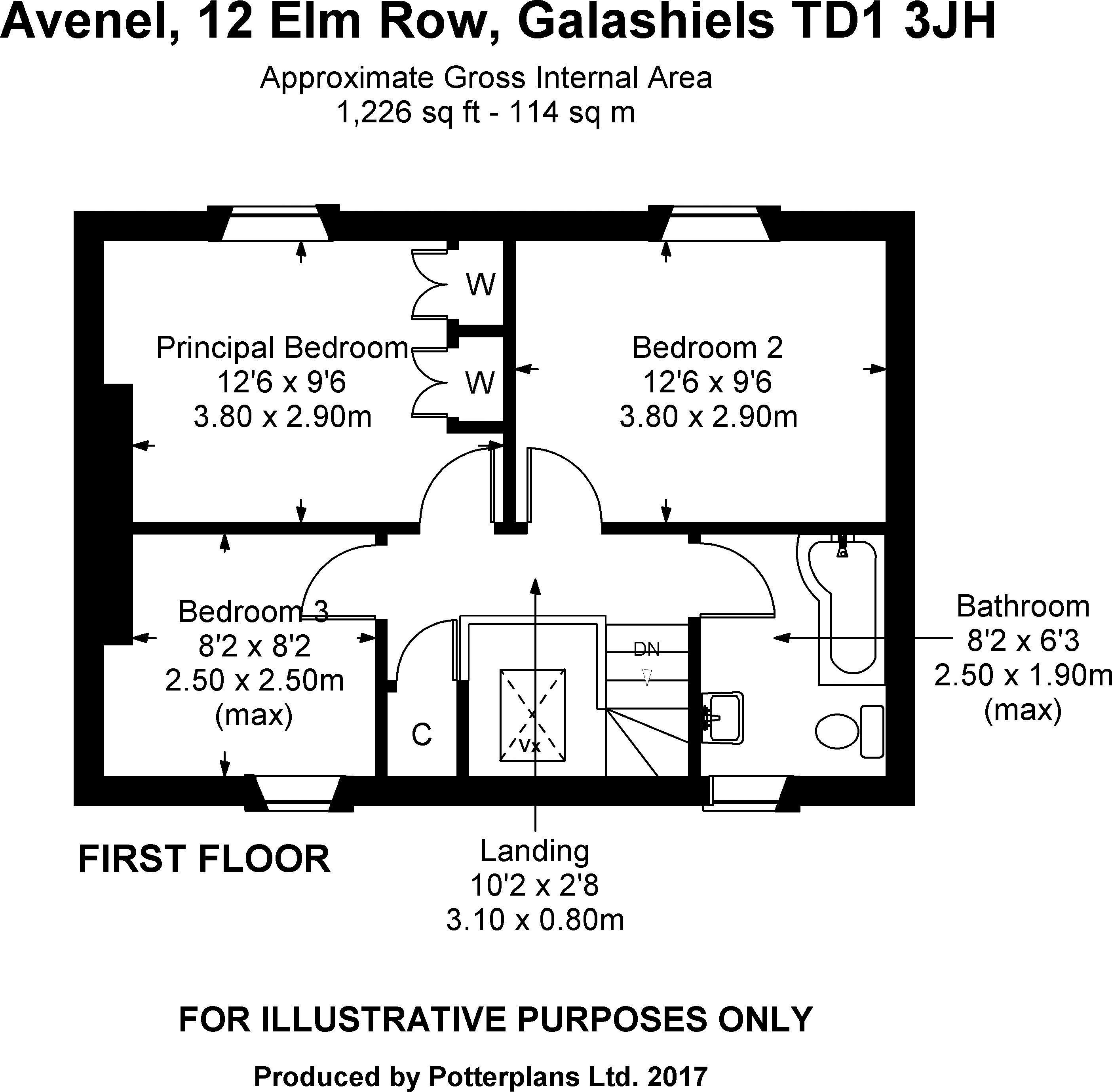 Avenel First Floor