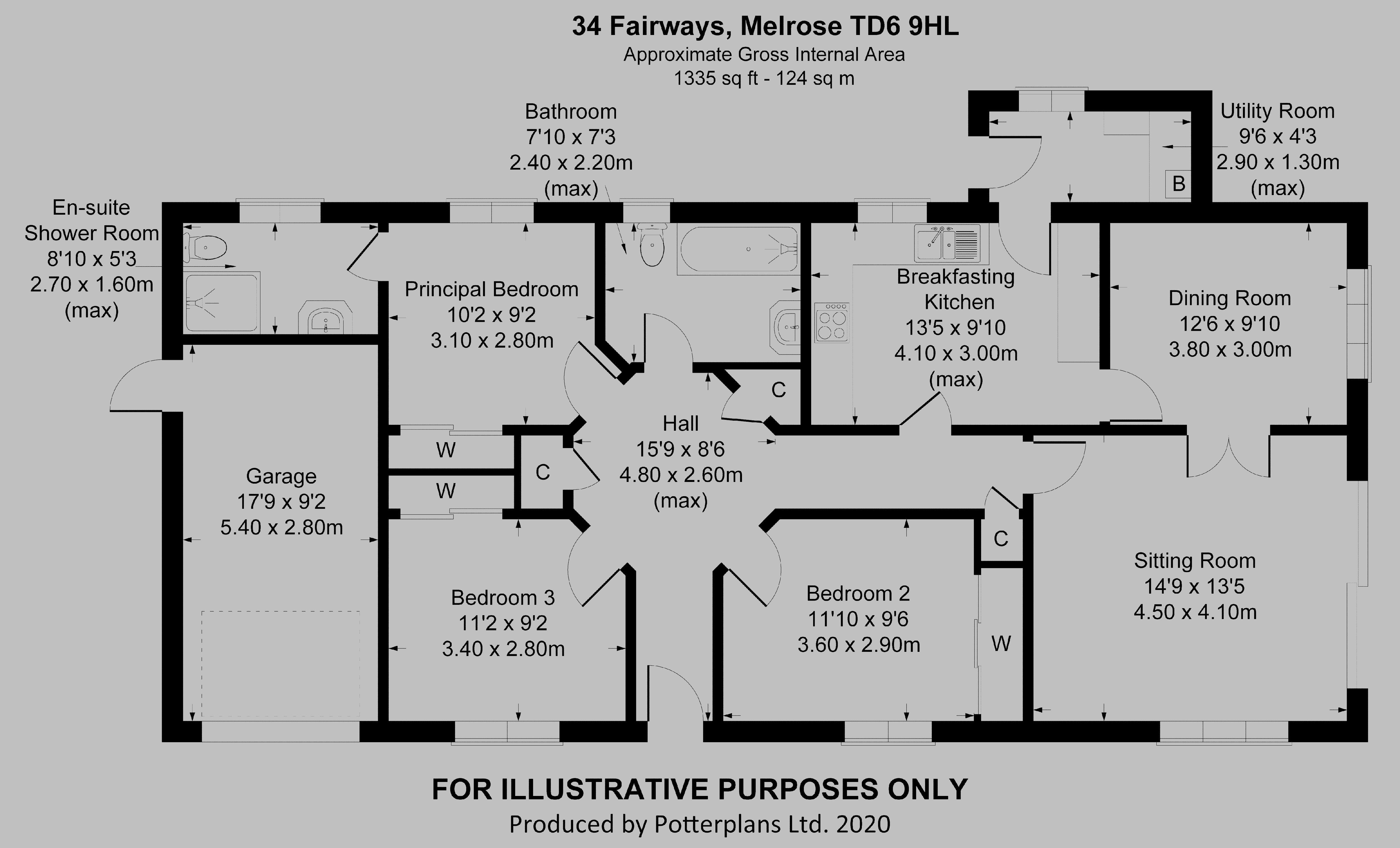 34 Fairways Ground Floor