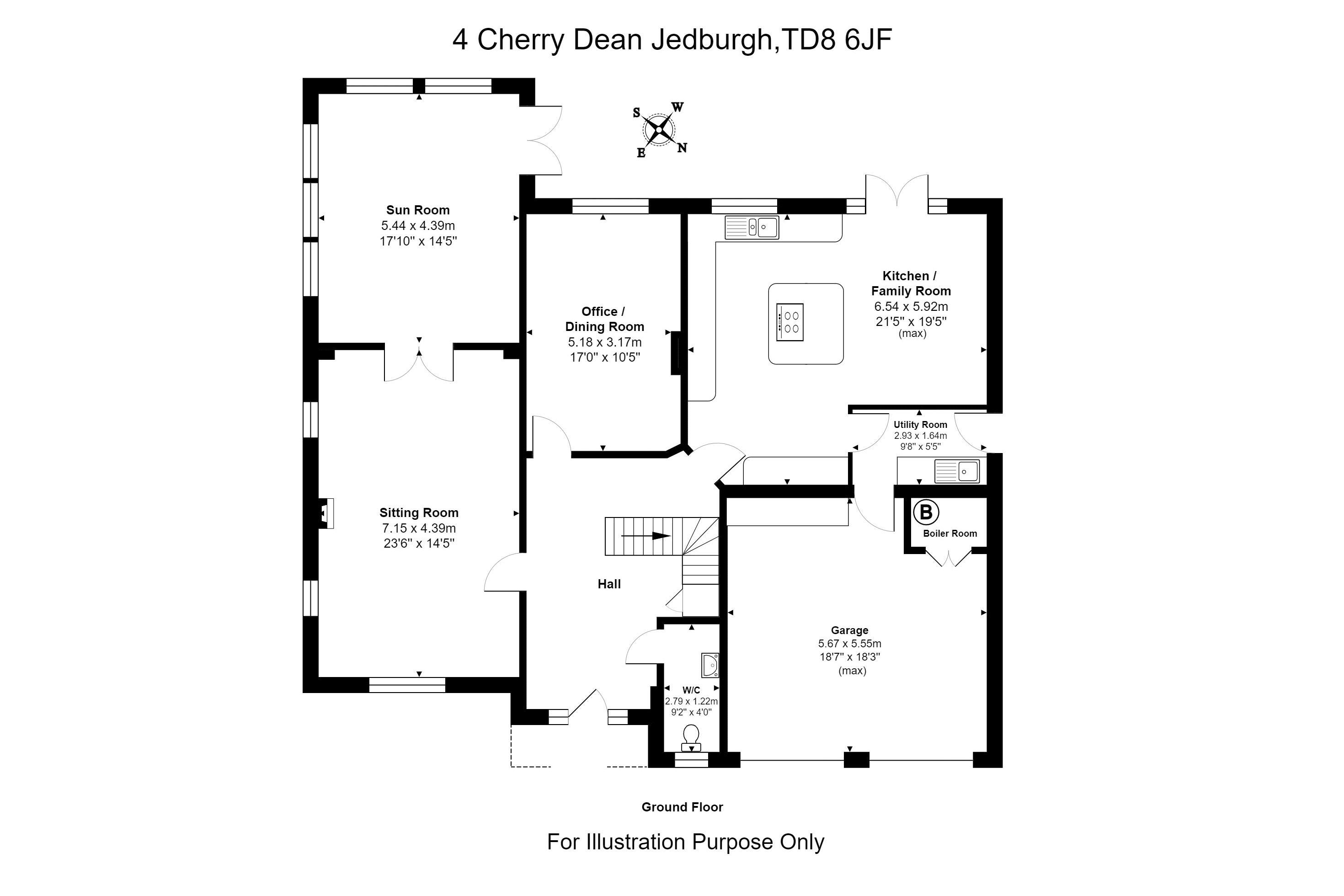 4 Cherry Dean Ground Floor