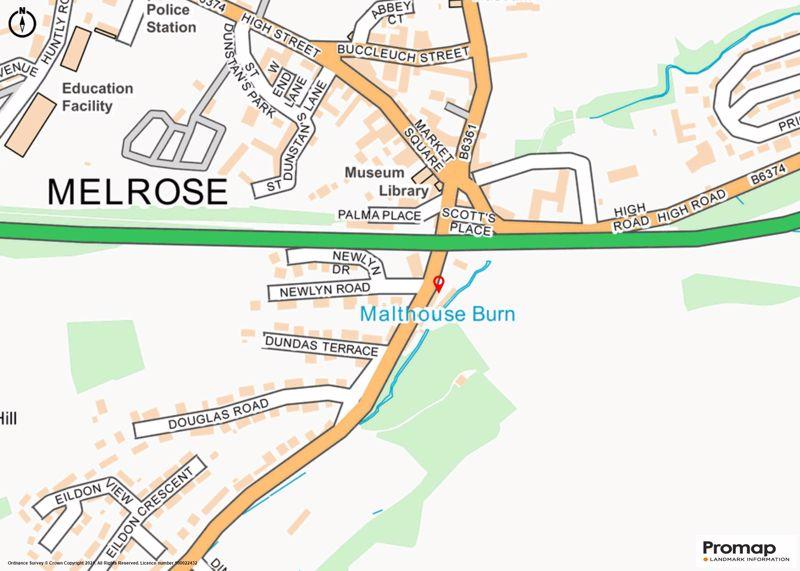 Dingleton Road