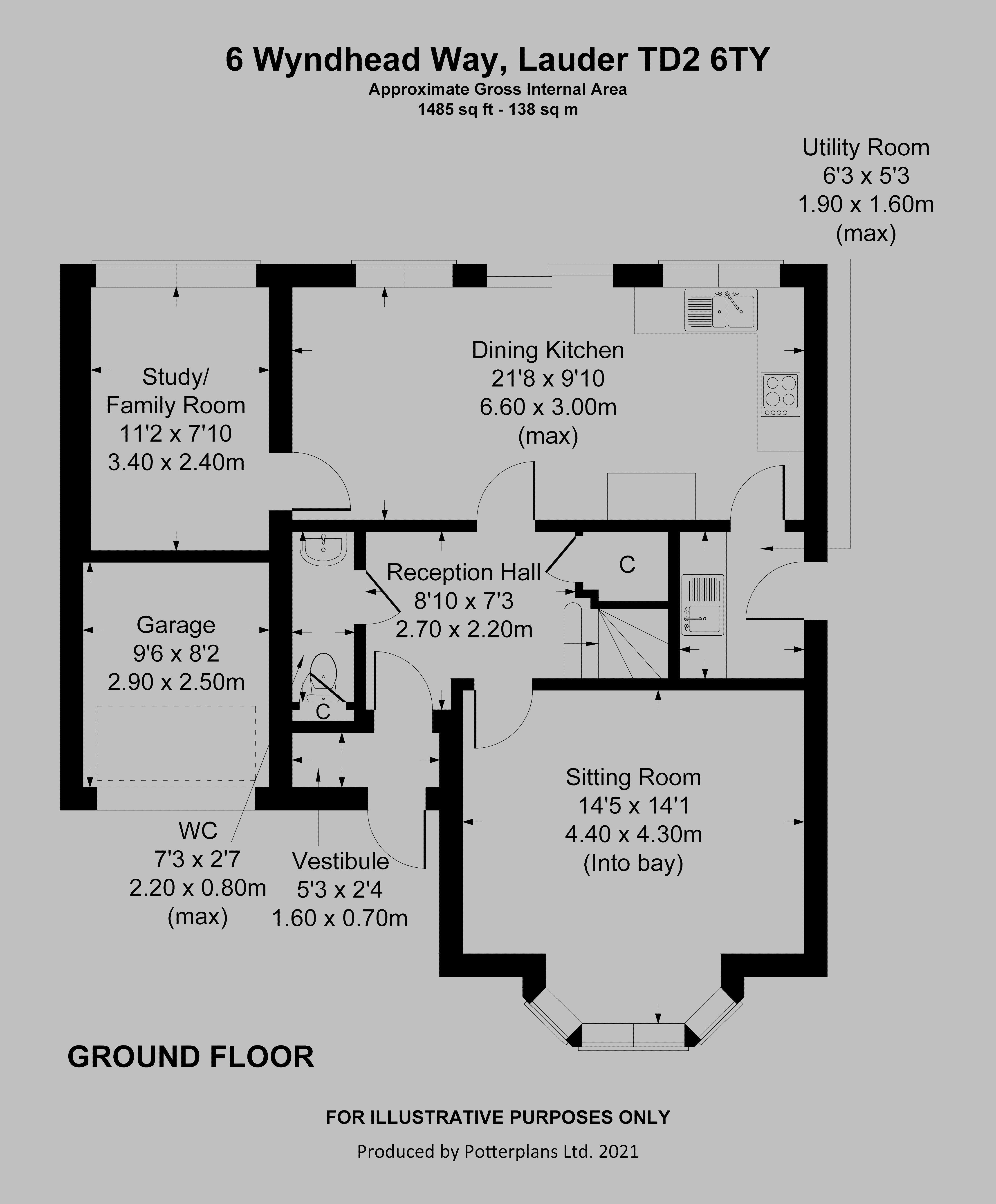 6 Wyndhead Way Ground Floor