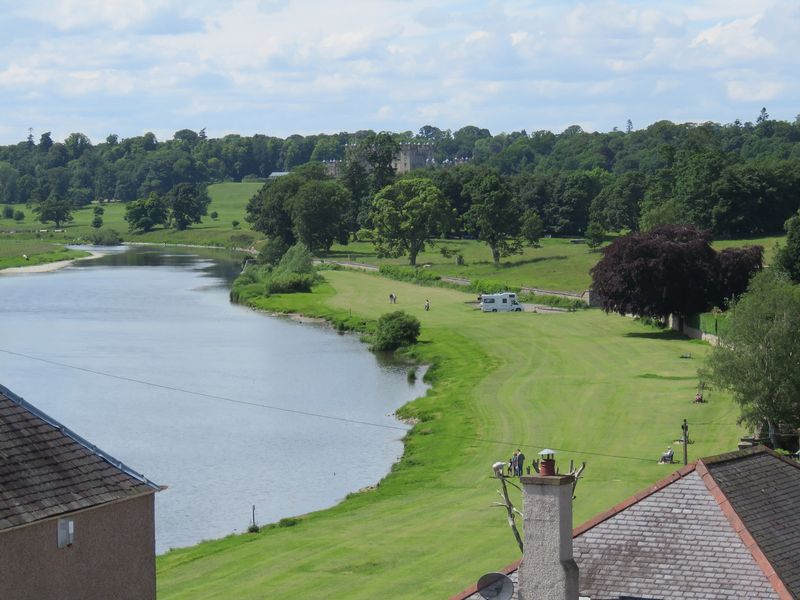 Floors Castle & The Tweed