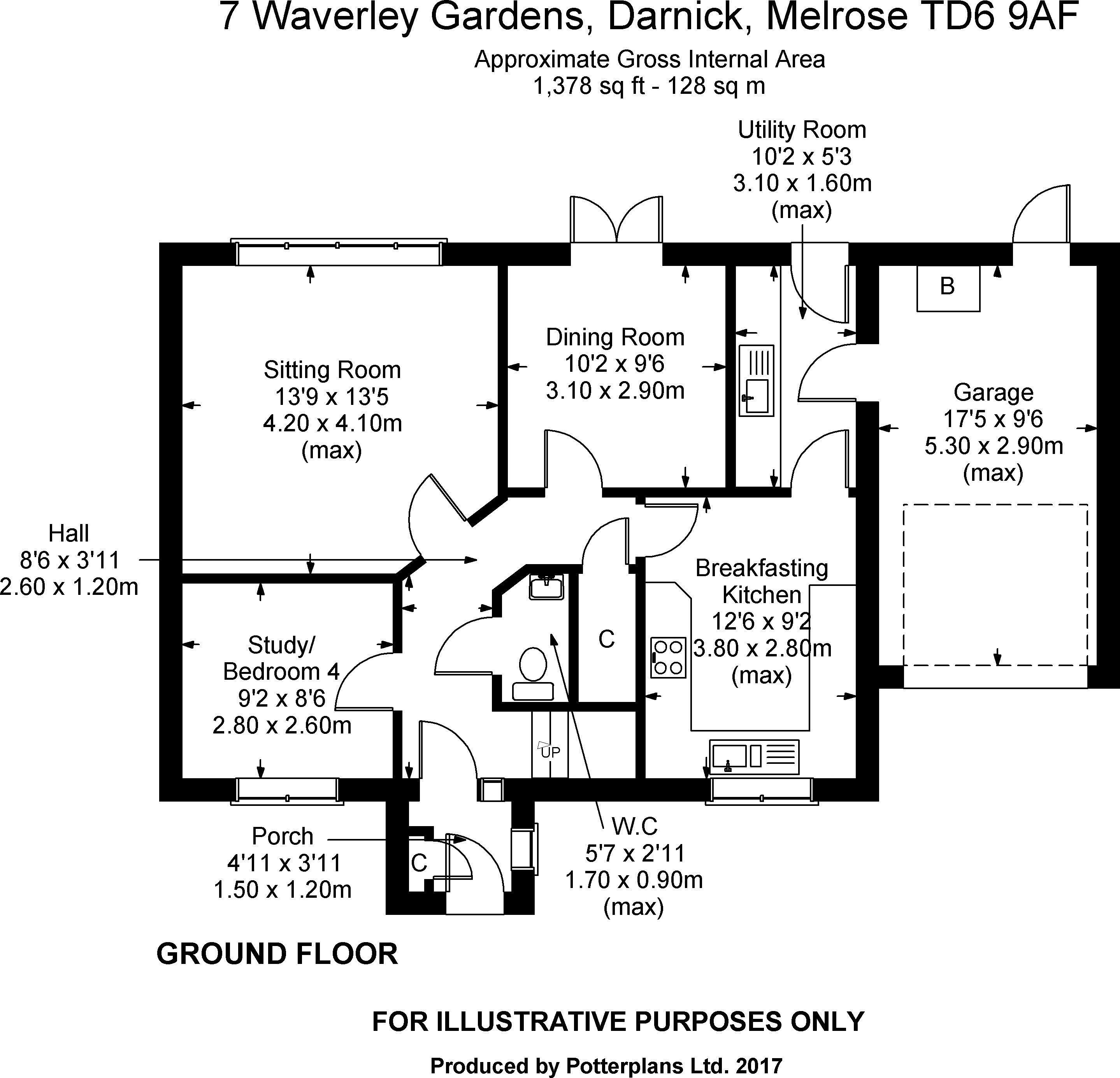 7 Waverley Gardens Ground Floor