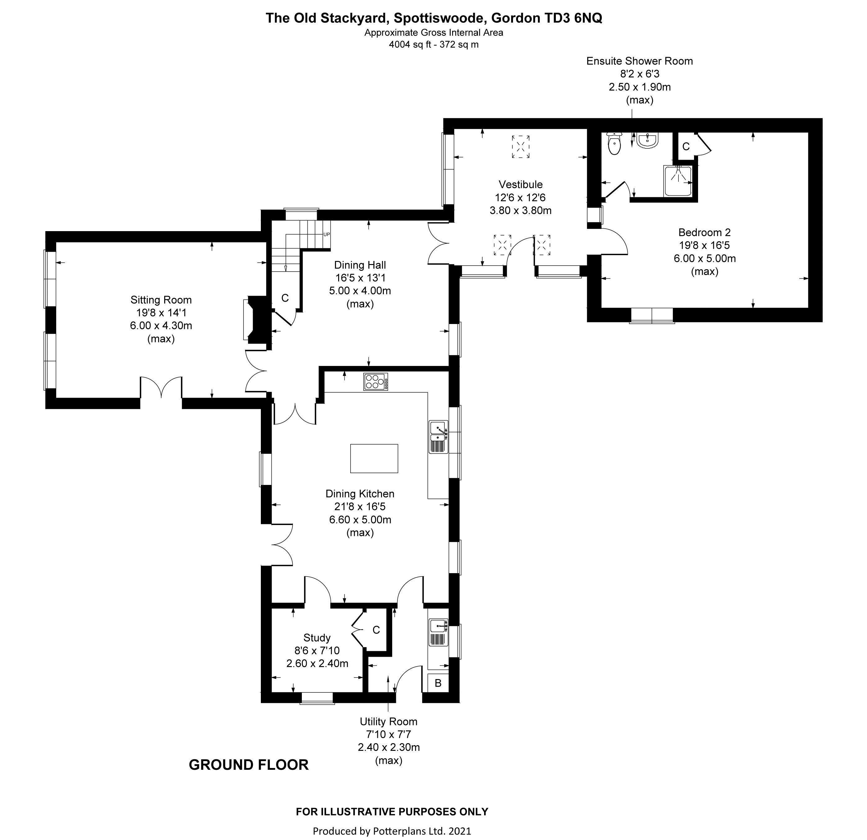 The Old Stackyard Ground Floor