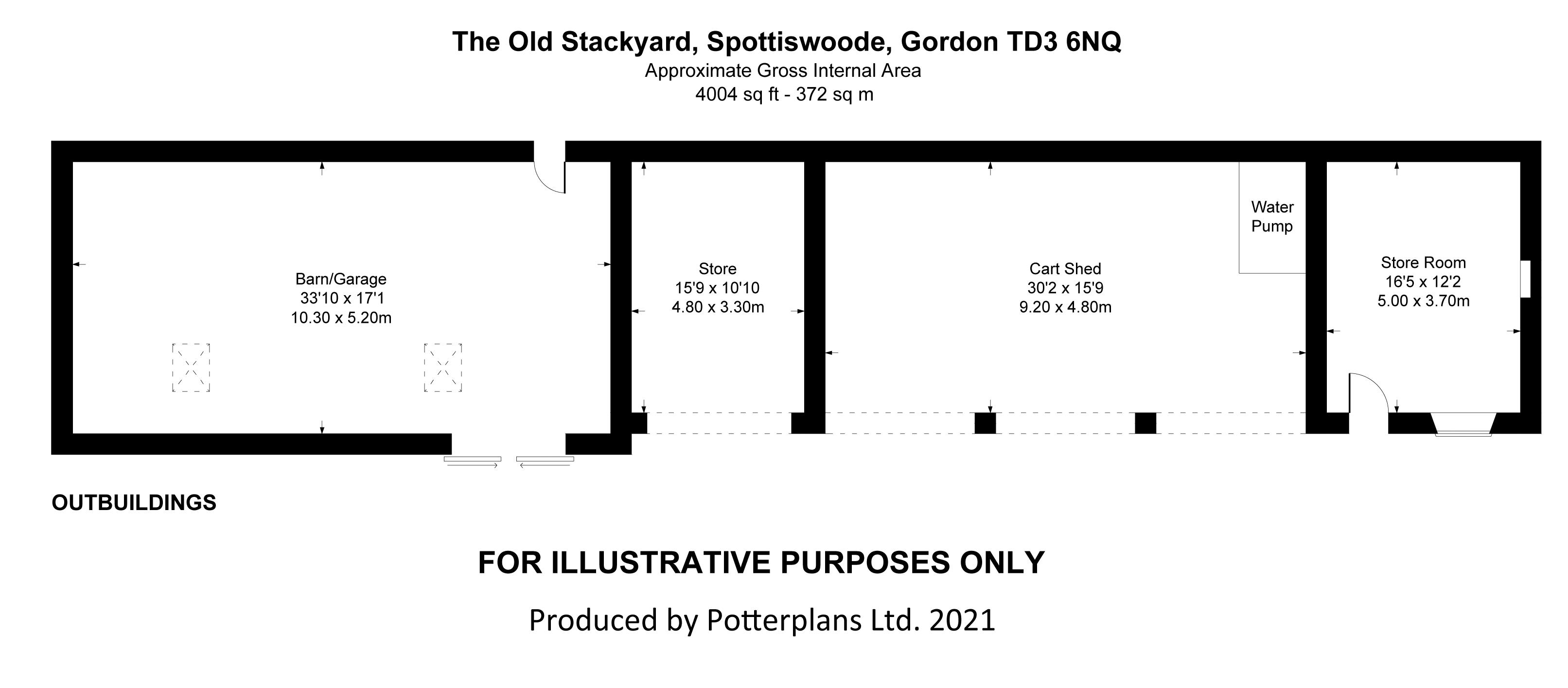 The Old Stackyard Outbuildings