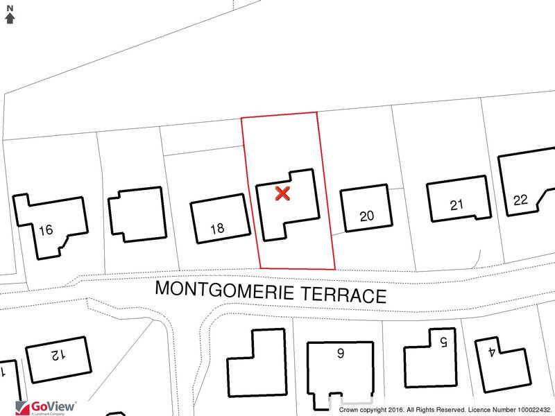 Montgomerie Terrace map
