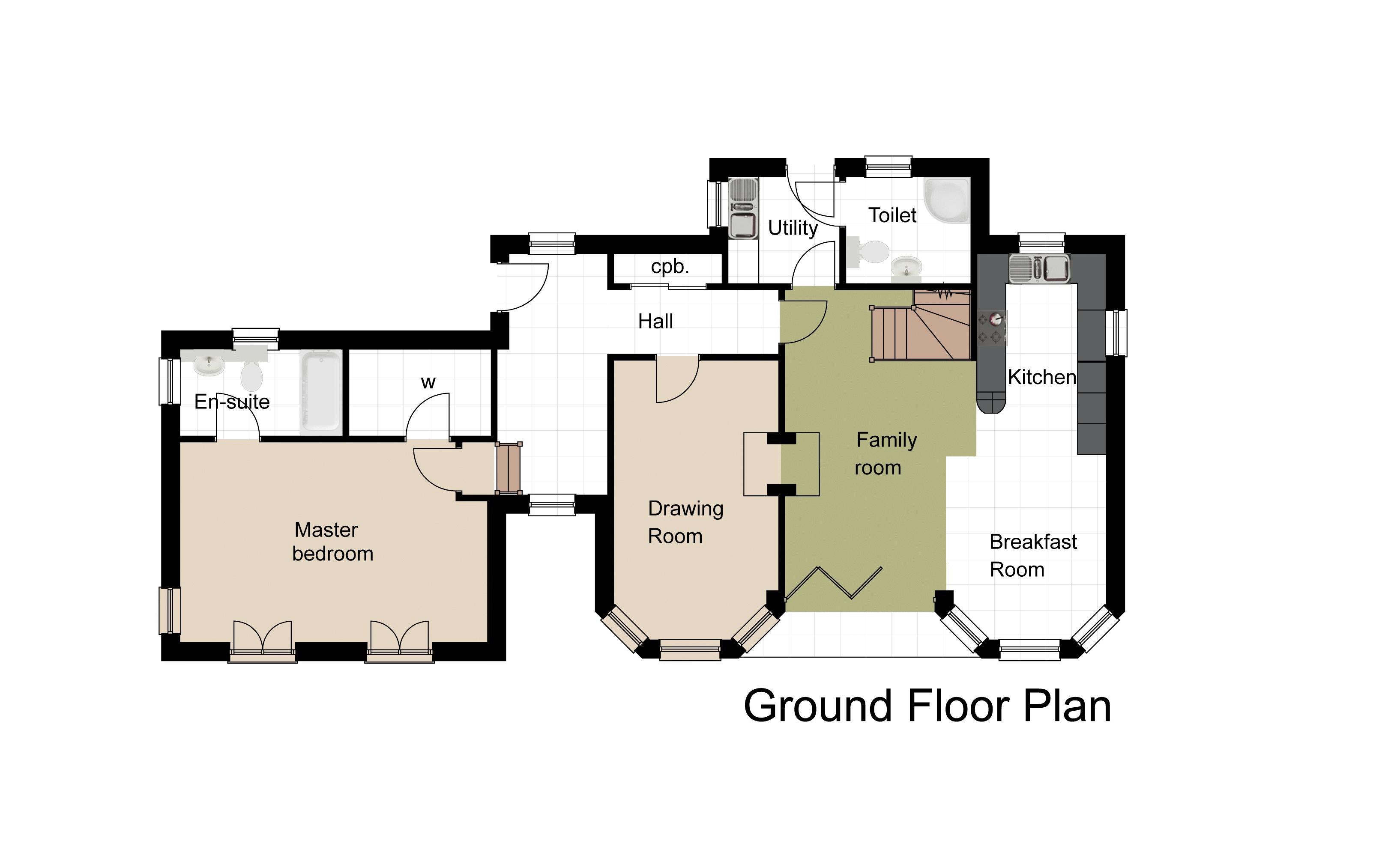 Abbotslea Ground Floor