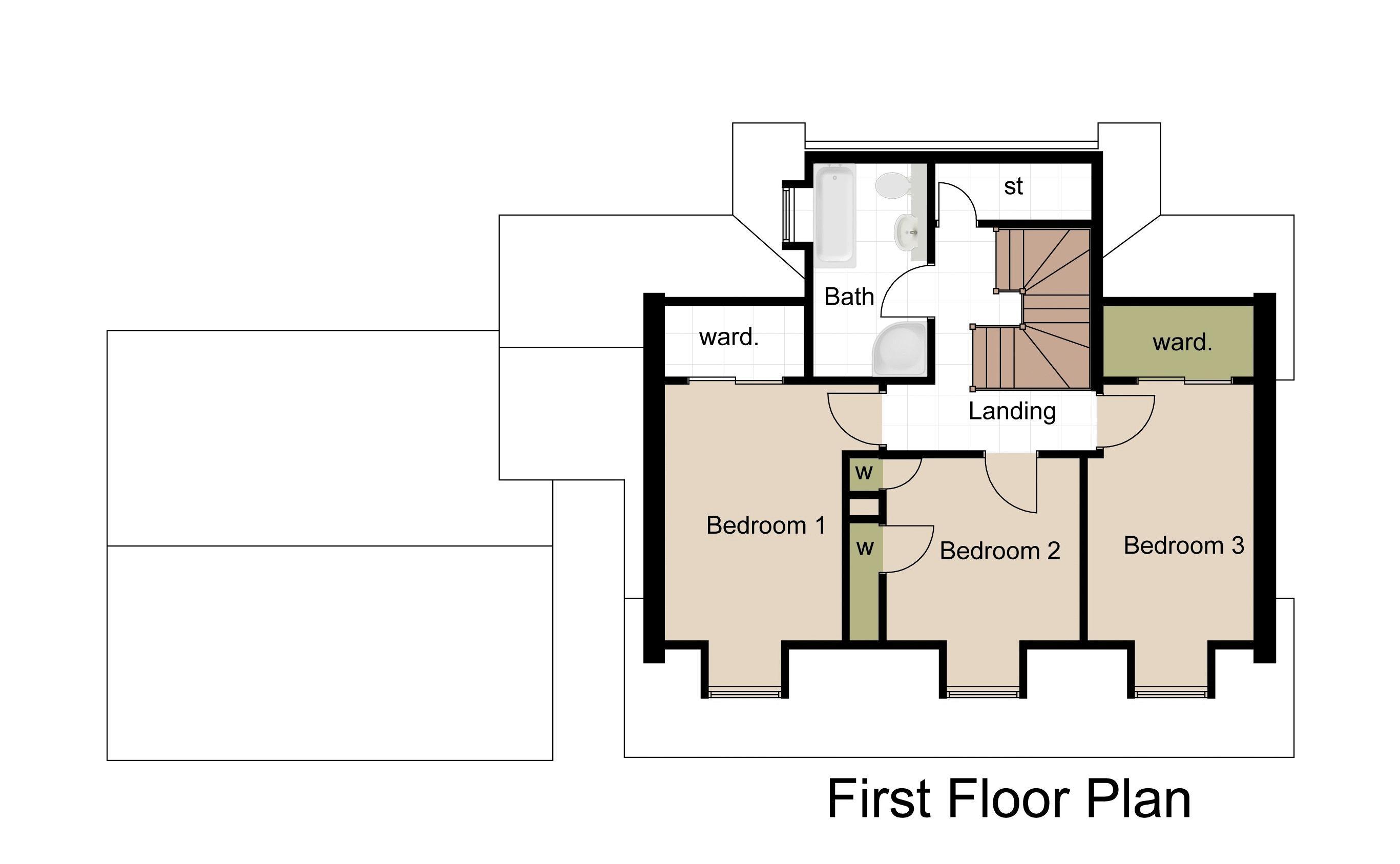 Abbotslea First Floor