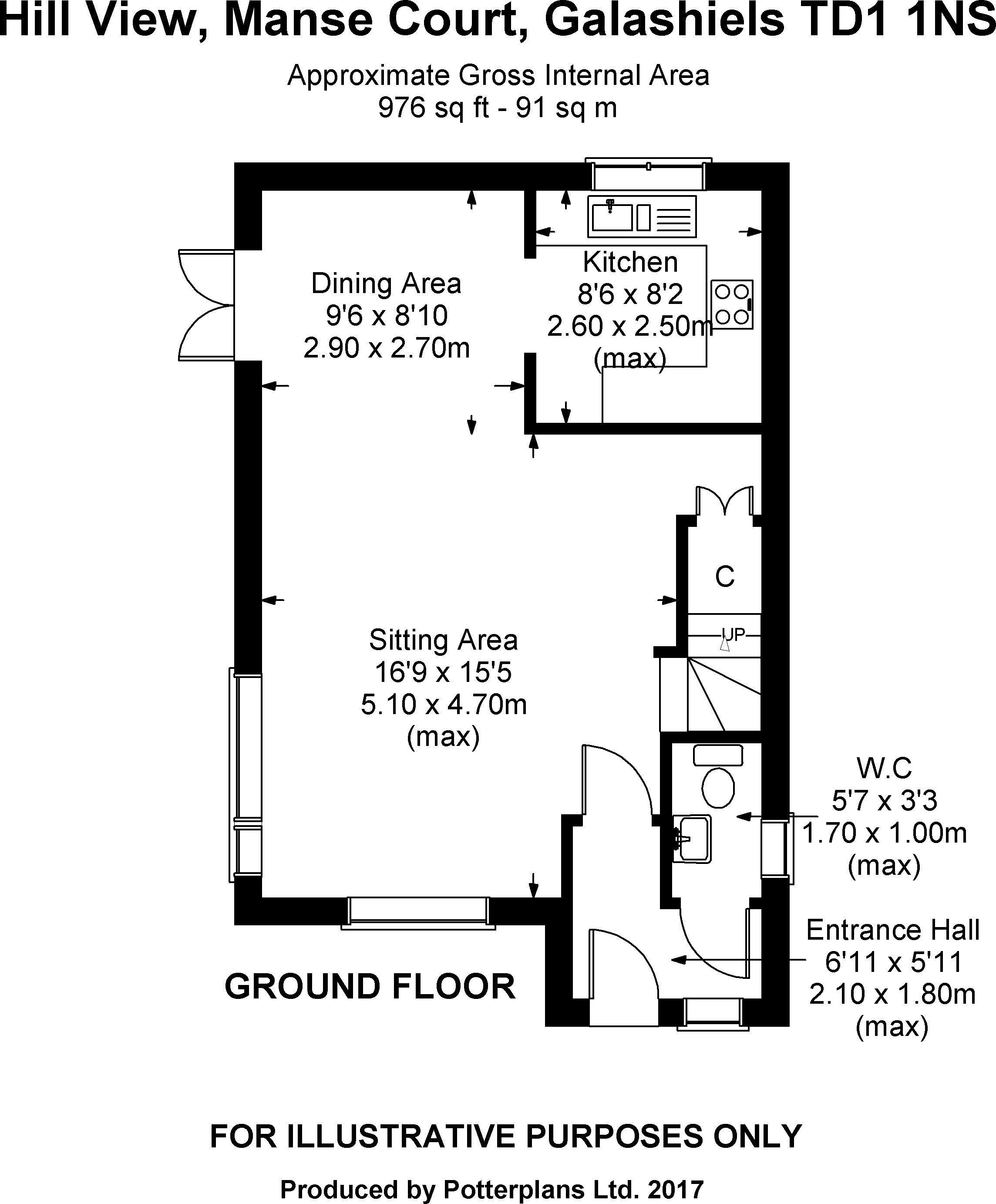 Hill View Ground Floor
