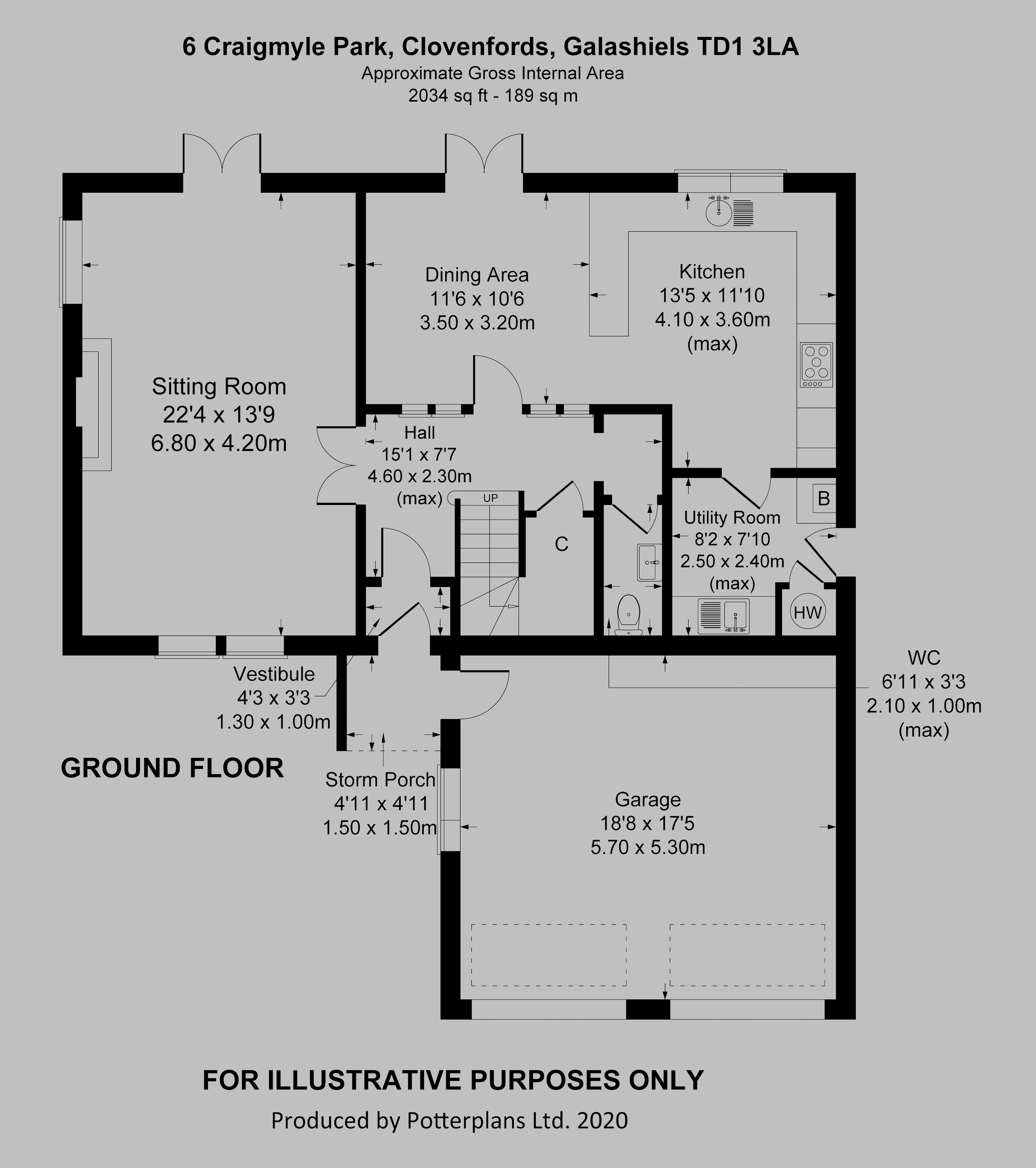 6 Craigmyle Park Ground Floor