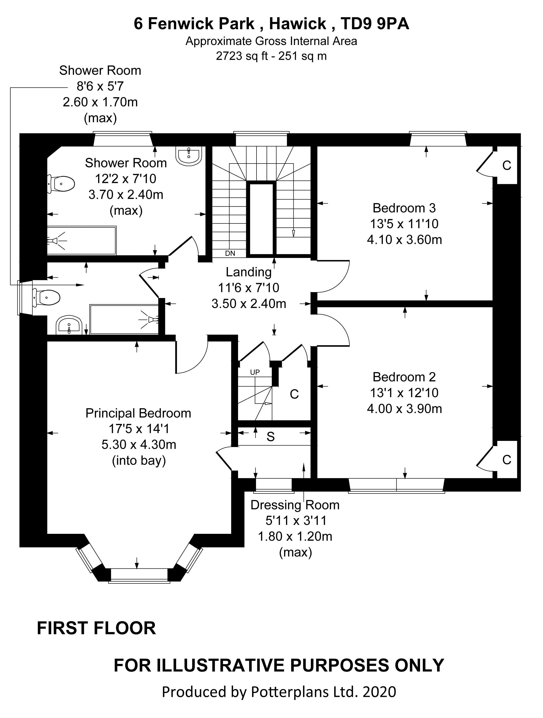 6 Fenwick Park First Floor