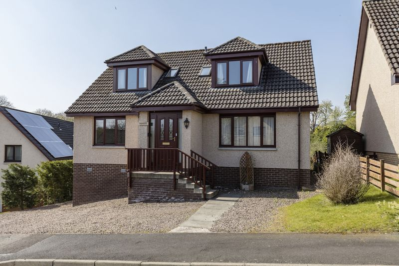 Viewfield, Abbotsview Drive, Galashiels