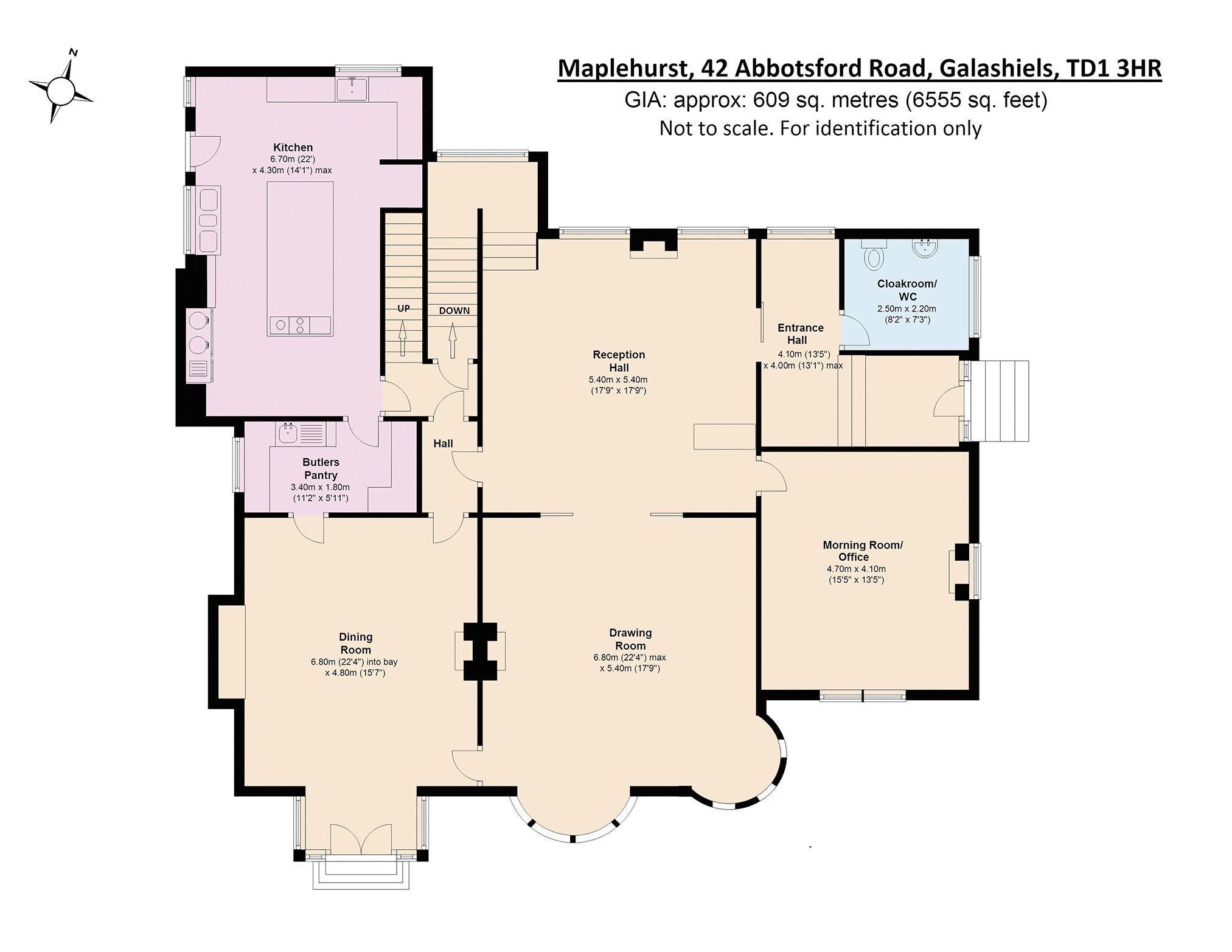 Maplehurst Ground Floor