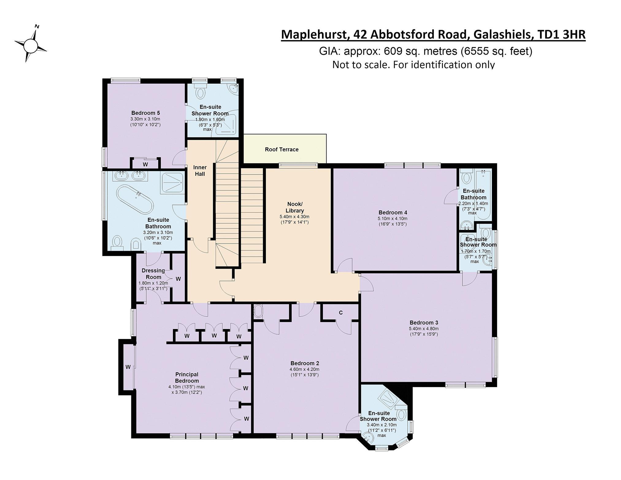 Maplehurst First Floor