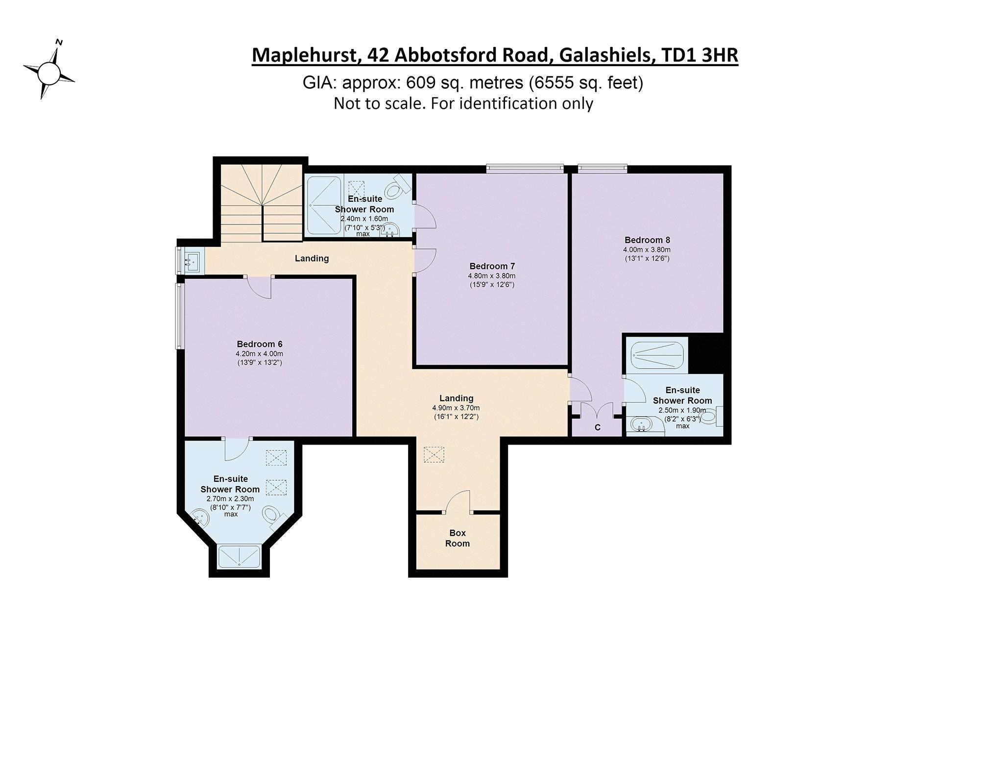 Maplehurst Second Floor
