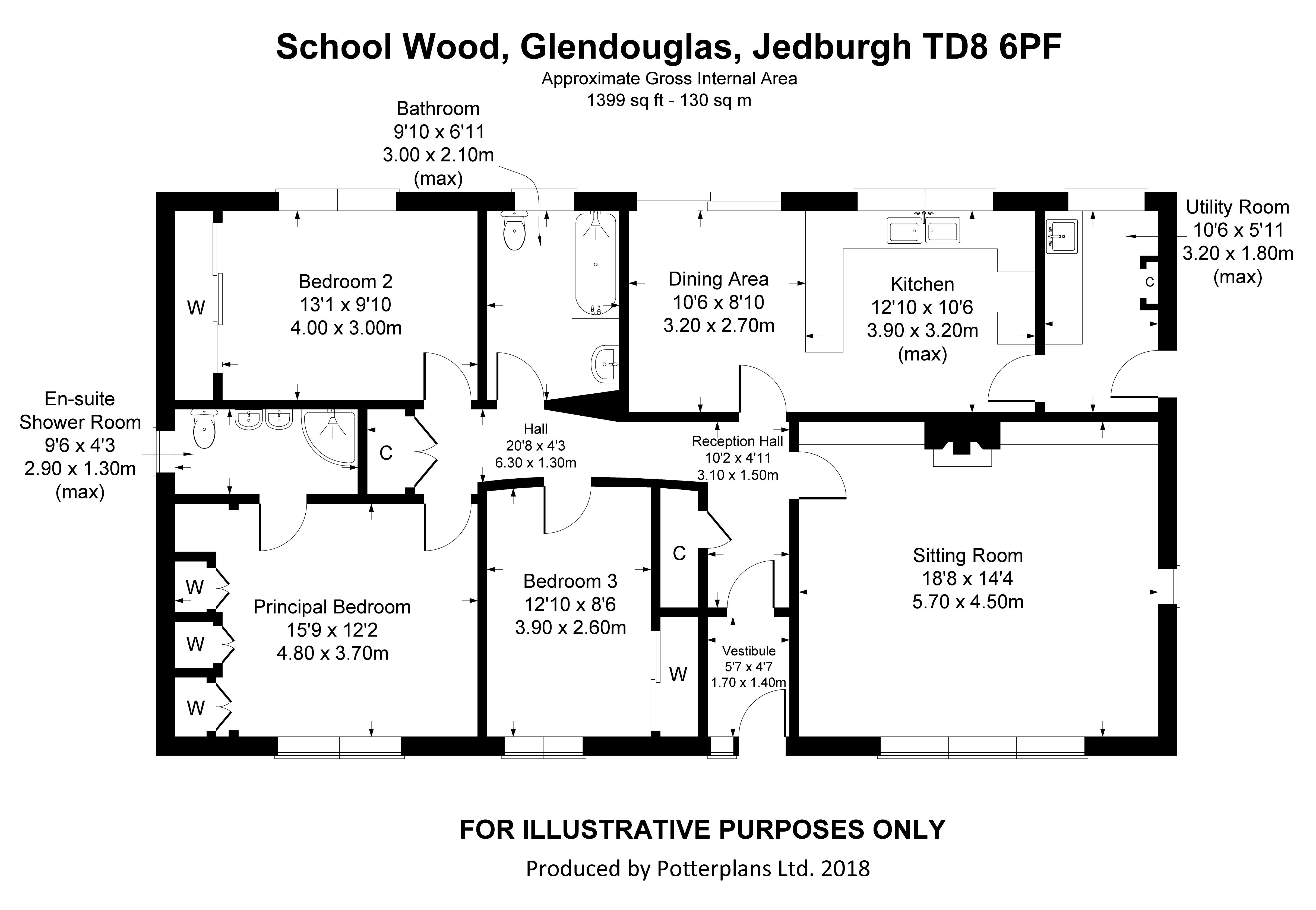 School Wood Ground Floor