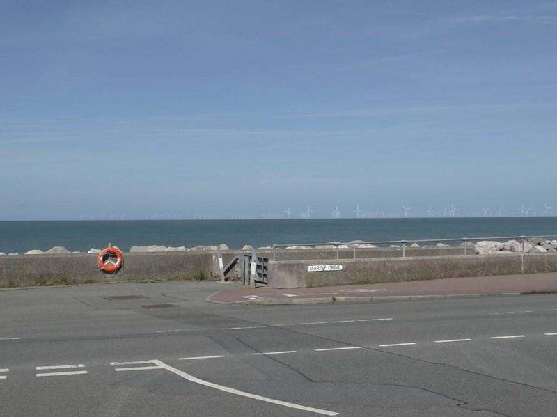 Marine Drive Rhos on Sea