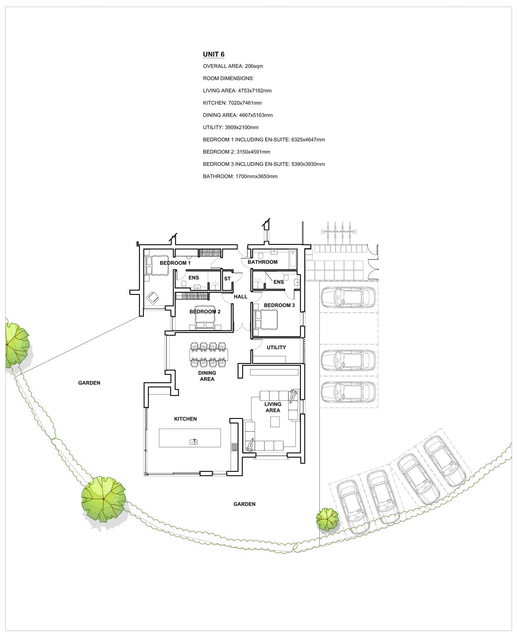 Ground Floor Apartment 6