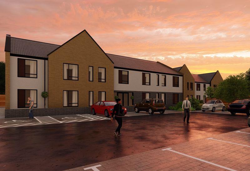Care Home Development Site East Midlands