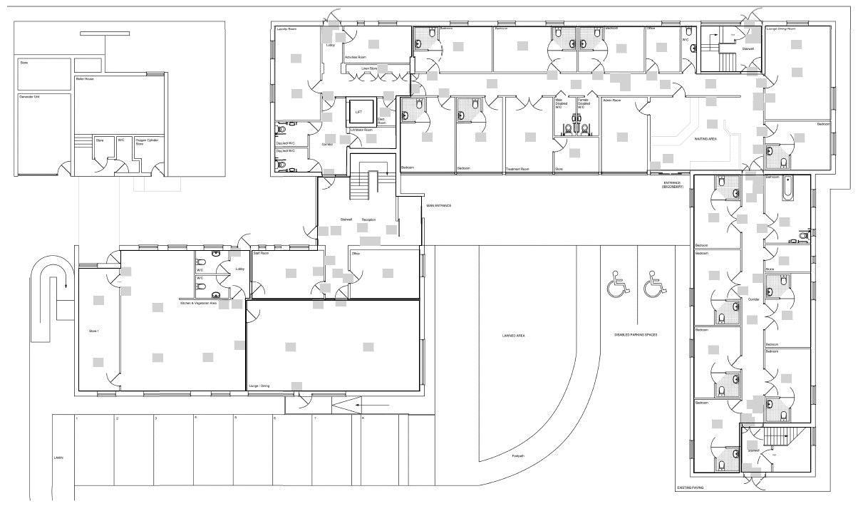 NGA 858 Ground Floor