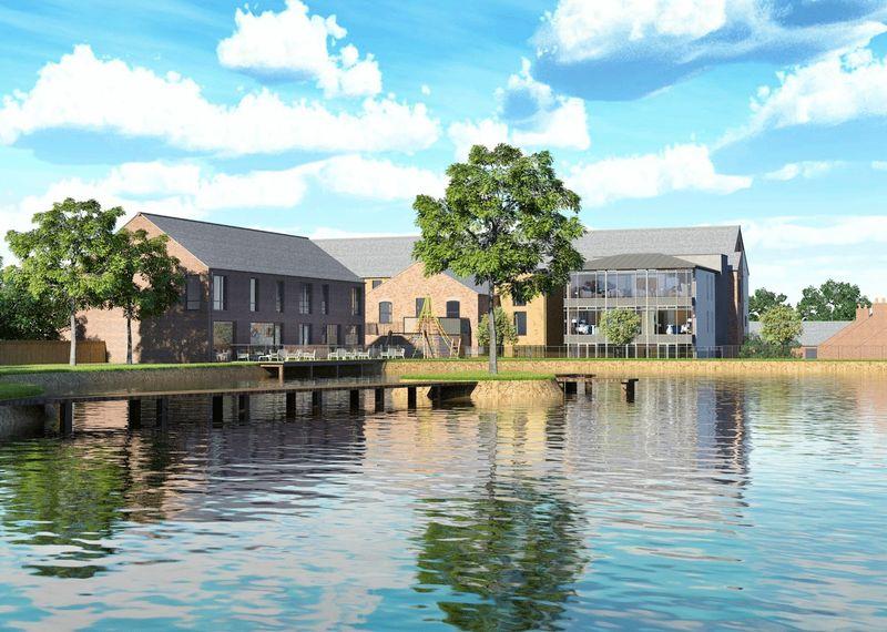 Luxury turnkey care village East Midlands