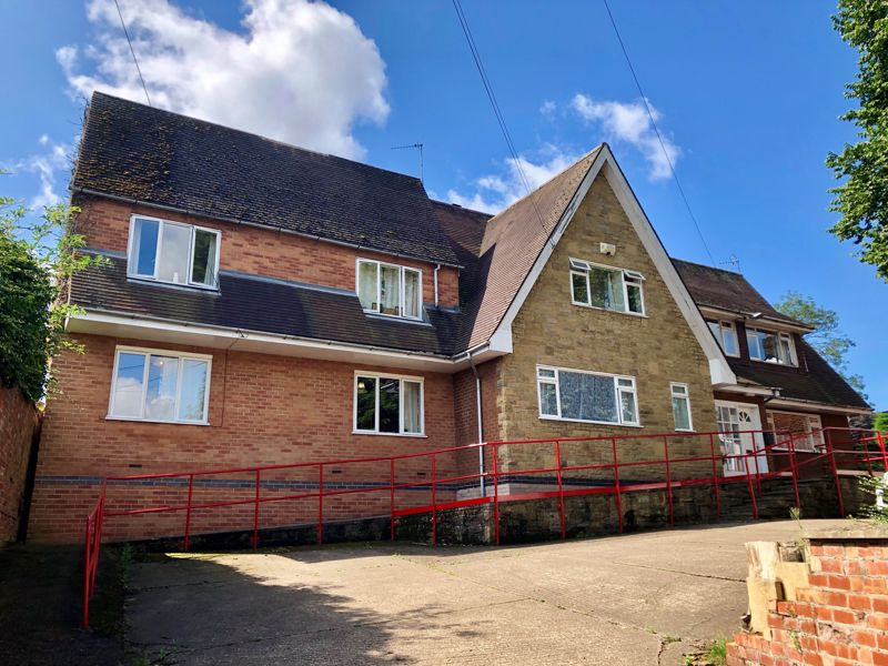 Former elderly residential home with potential for redevelopment