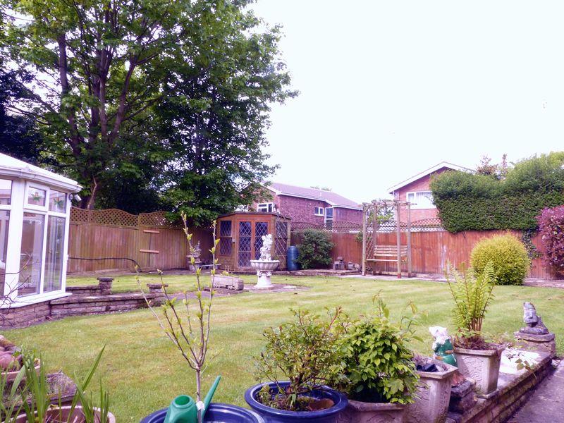 Courtenay Gardens Great Barr