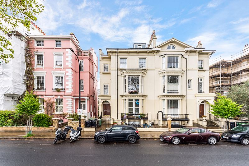 Albert Terrace Primrose Hill