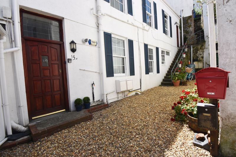 Lower Flat, 15a Hauteville St. Peter Port