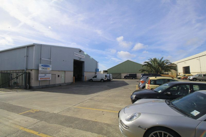 Unit 5, Les Monmains Industrial Estate