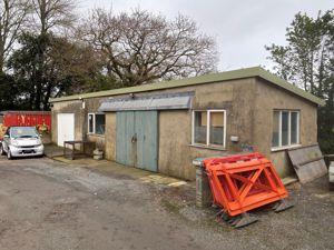 Storage Unit, Fineshade Centre Les Baissieres