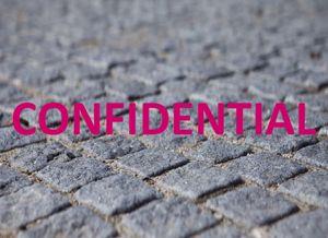 Confidential Instruction, St Peter Port