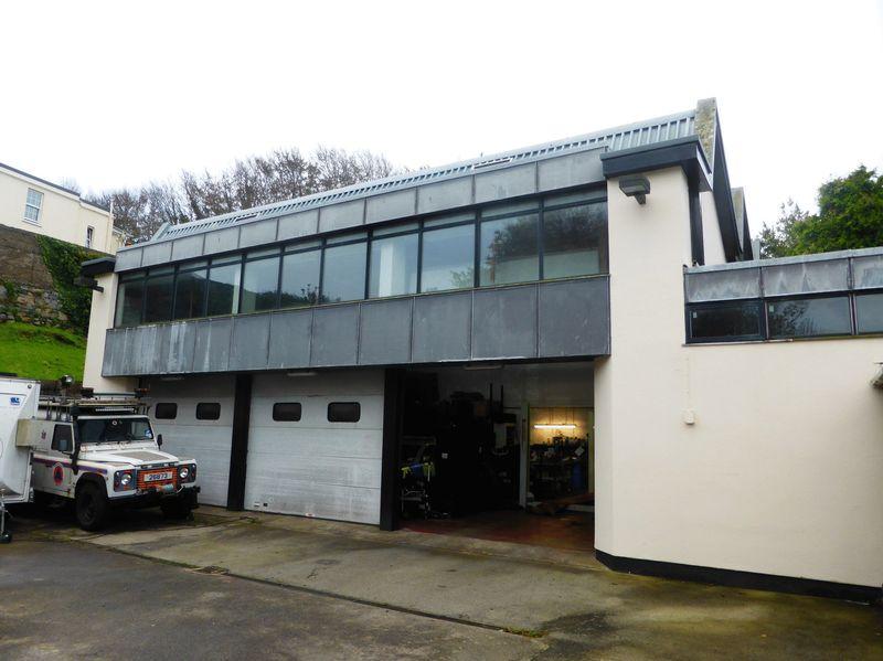 Garage/Workshop, Guelles Road St Peter Port