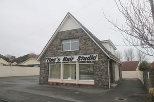 Former Tina's Hair Studio, Cobo