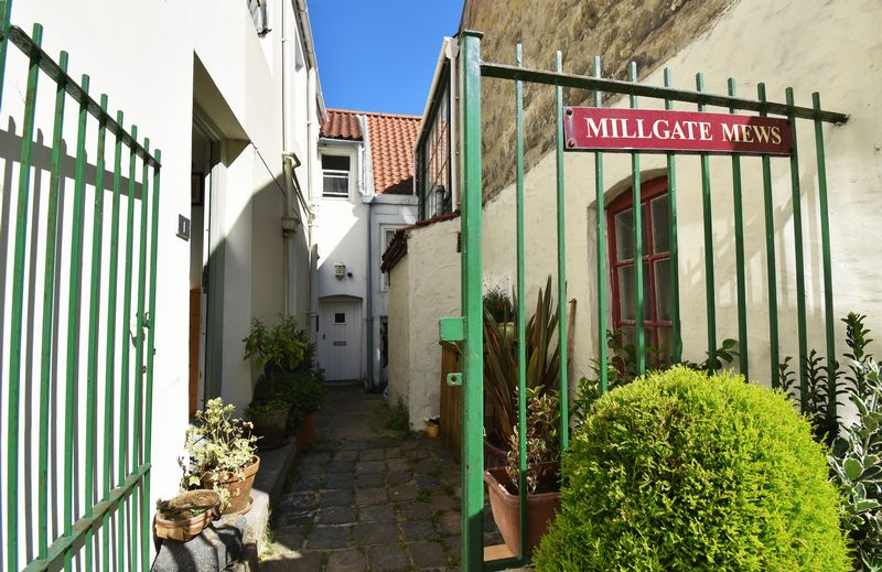 ** UNDER OFFER WITH MAWSON COLLINS **   5 Millgate Mews, 2-4 Lower Vauvert