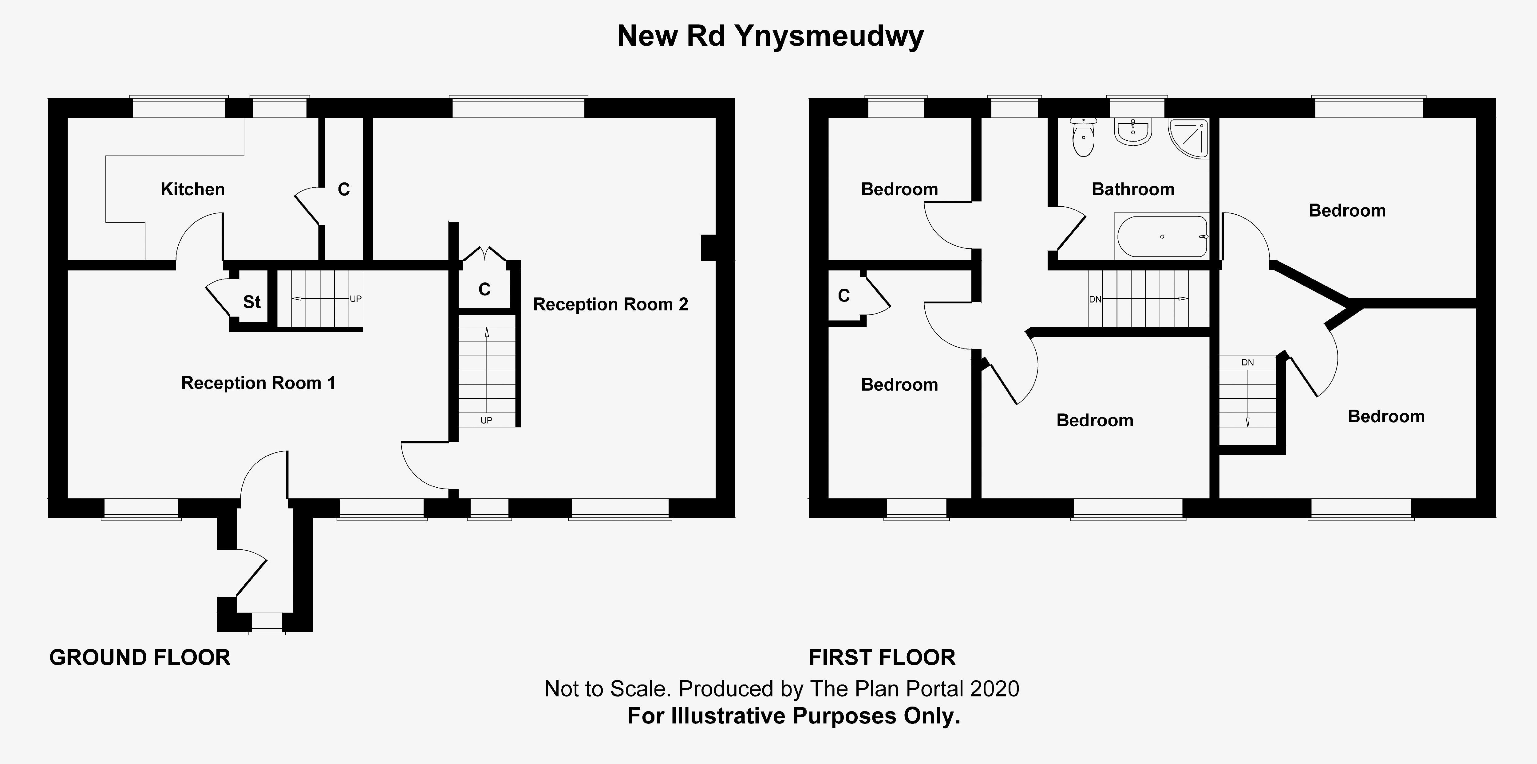 New Road, Ynysmeudwy Pontardawe