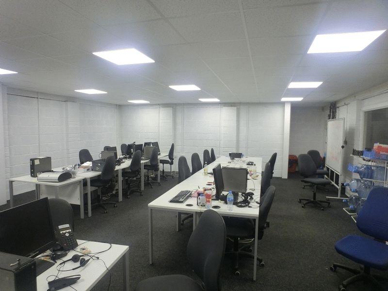 EMA Evans Business Center alloy ind est