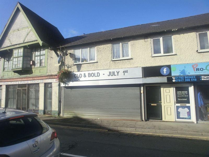 James Street Pontardawe