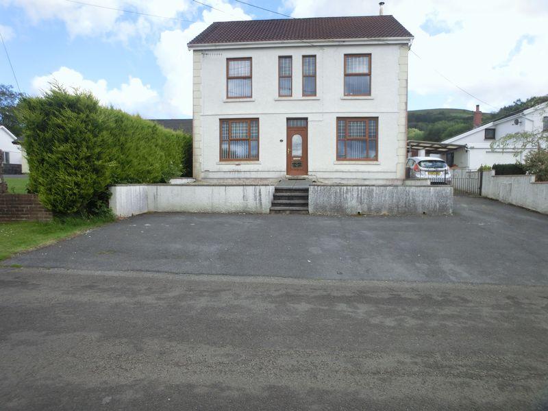 Llwyncelyn Road Glanamman