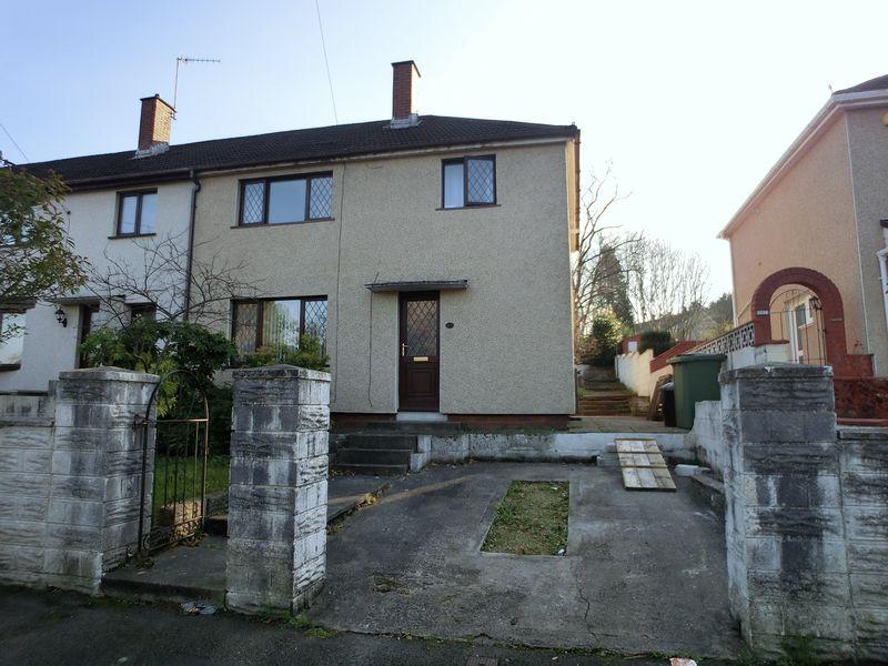 Llwyn Crwn Road Llansamlet