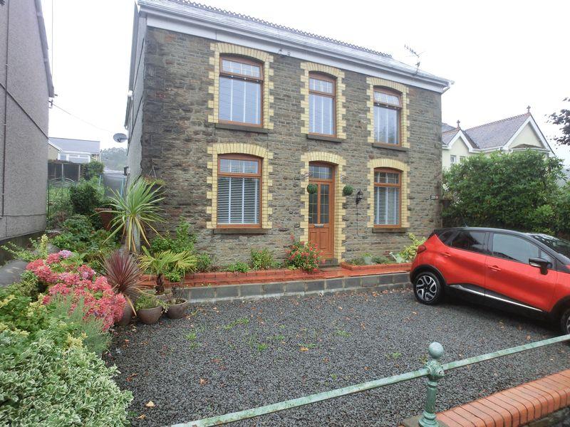 Swansea Road Pontardawe