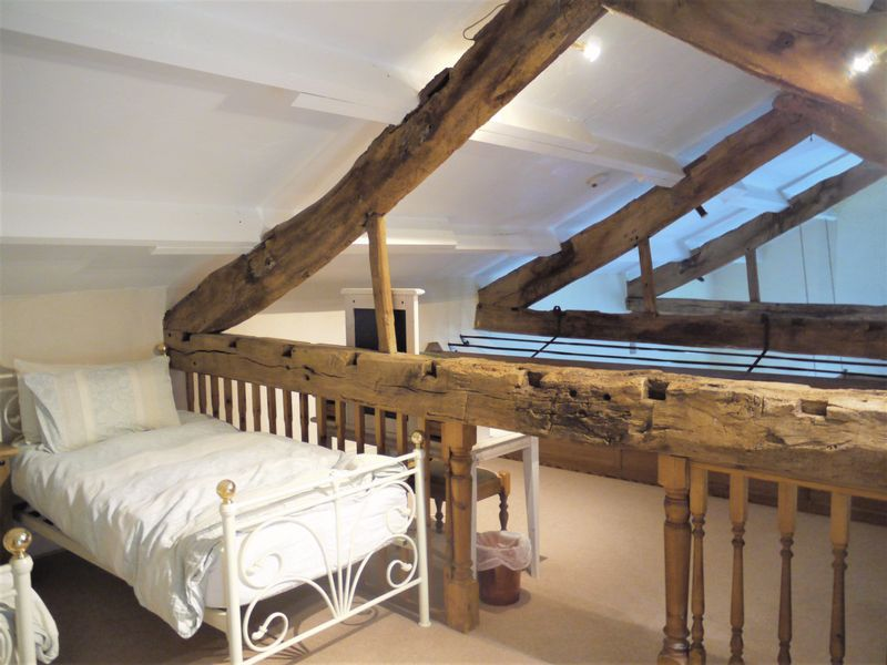 First Floor Barn Bedroom 2