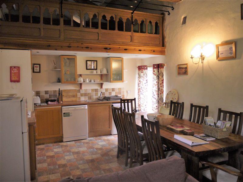 First Floor Barn Kitchen