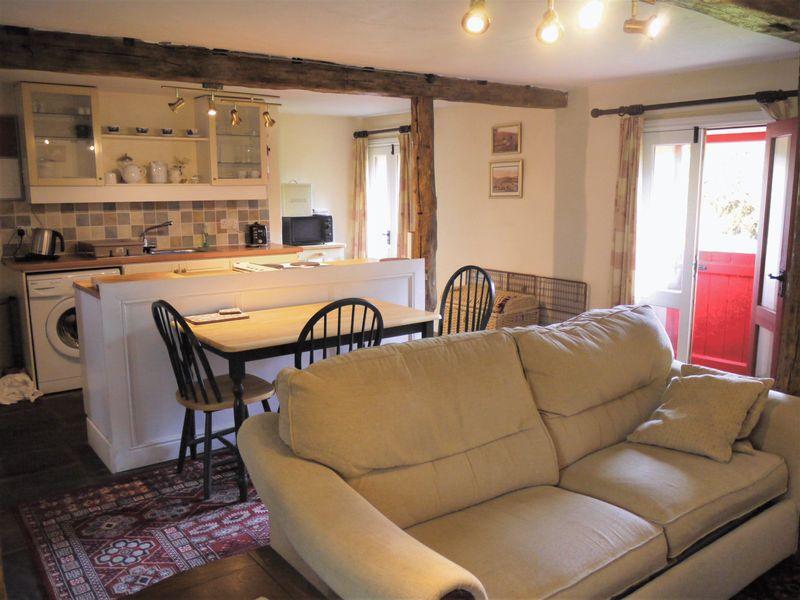 Ground Floor Barn Kitchen