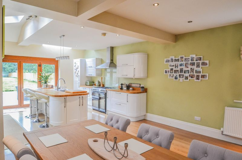 Open Plan Kitchen/Family/Dining Room