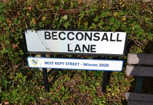 Becconsall Lane Hesketh Bank