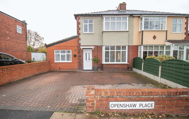 Openshaw Place Farnworth