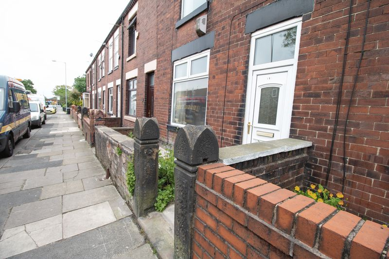 Plodder Lane Farnworth
